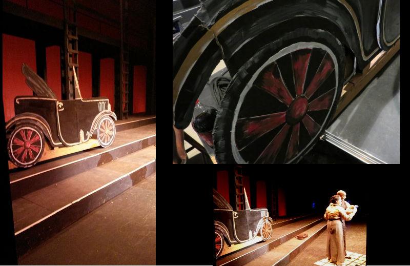 Ragtime Model T