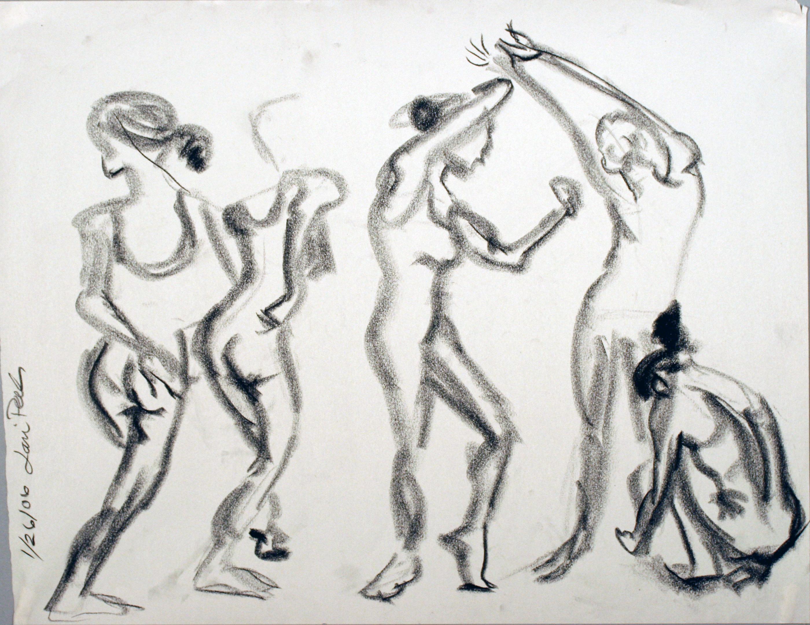 gesture dancer